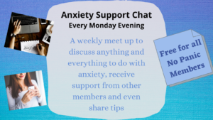 Anxiety Support Chat
